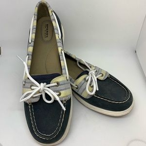 Sperry Womens Top Siders Boat Shoes Loafers 9